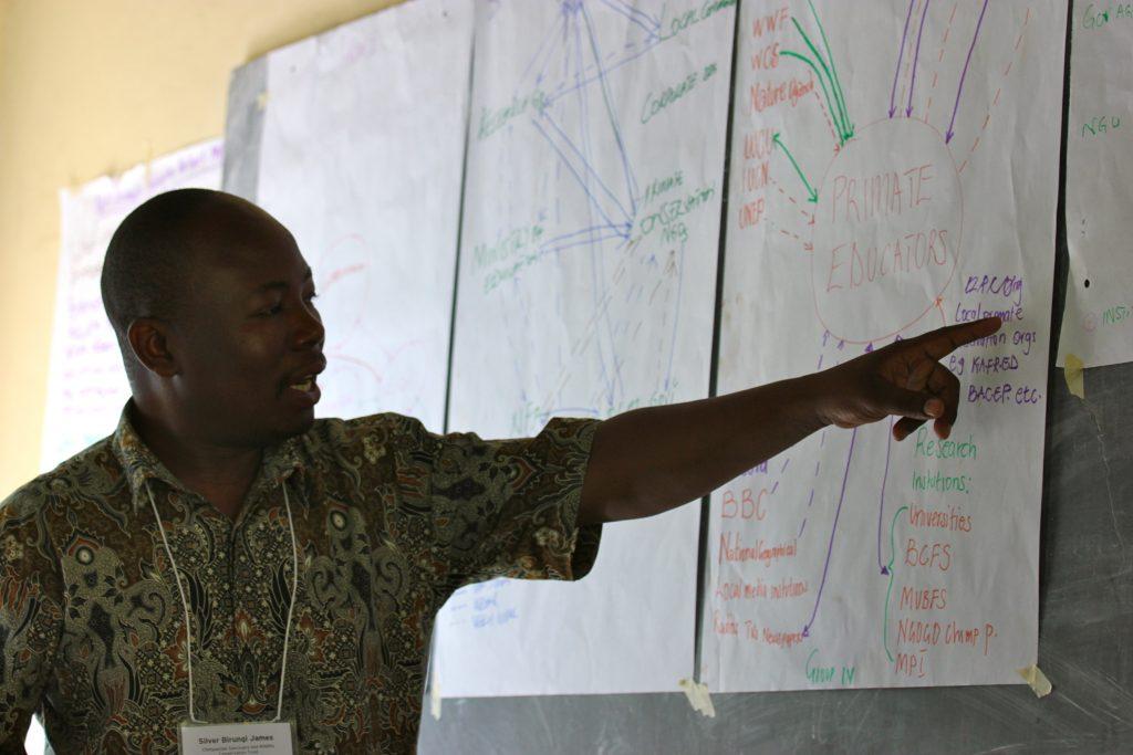 ngamba- teacher training
