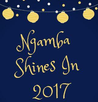 NGAMBA SHINES NEW