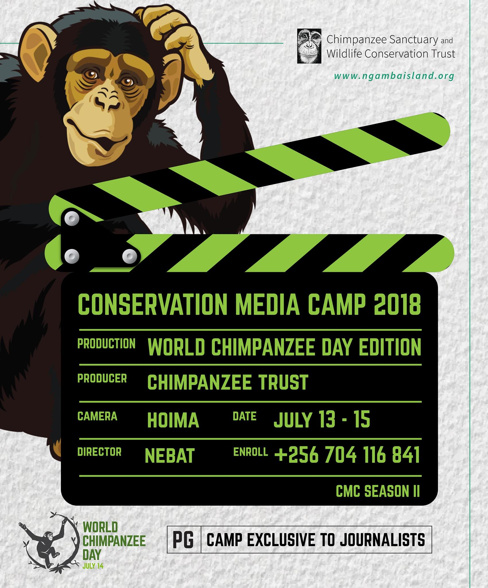 CONSERVATION MEDIA CAMP